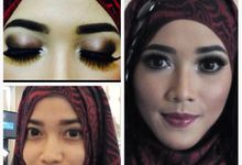 Workshop Bennu Make Up by OCIE Mua