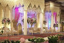 Tyo And Tara Wedding by Watie Iskandar Wedding Decoration & Organizer