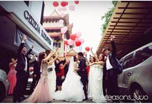 The Wedding of Cellvin & Kezia by FIVE Seasons WO
