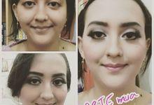 Make up and Hijab Stylist by OCIE Mua