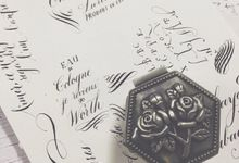 Photoshoots by Yohanna Calligraphy