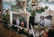 The Wedding of Reza & Cintya by Bali Yes Florist