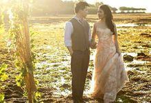 Prewedding shoot by eline