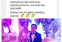 Riady - Dessia Wedding 080815 by The Lights Wedding Planner and Organizer