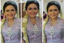 WEDDING WANDA by NANA Rias Pengantin