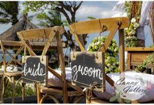 Wedding Sign by Canny Gallery