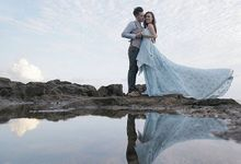 Prewedding of Rheza & Irene by Amanda Makeup Artist