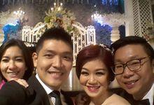 Wedding of Rudy and Sri by Joe Iskandar