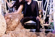 The Wedding of Lukman & Tika by C+ Productions