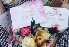 Kezia Angelini 17th Birthday by INVITEE CARD