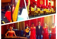 The Wedding of Hendra and Ita by Nelson Music Entertainment