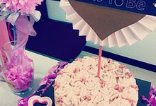 Bridal Shower Bride to be Mei Sien by Fun_withchocolate
