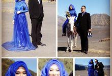 Prewedding by OCIE Mua
