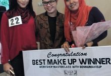 Workshop Bennu Make Up by OCIE Mua