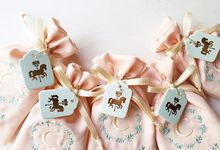 Candice - Carousel - First Month Hampers by LE POMMIER { Bespoke Hampers & Paper Goods }
