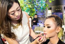 FASHION SHOW by Jeanny Lau Make Up