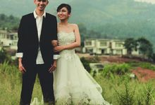 Wedding Dress by Chintya The - Fashion Designer