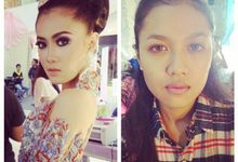 Make Up by d'bagus wedding planner