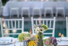 Christina&Russell by Aroha Events