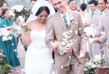 Tania & Roy by Royal Tulip Gunung Geulis Resort & Golf