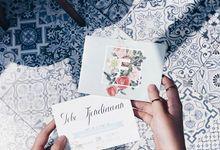 Febe Tjendiawan Sweet 17th by INVITEE CARD