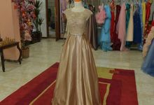 Long dress and Ball gown by L' Vestido