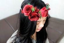 Flower Crown by Bloom 'n Kroone