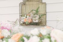 Little birdie joining the nest (Baby Shower)  by L&A Event Designs