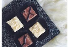 Bolu Moka - Bite Size Indonesian Mocha Cake by Dapoer Roemahan
