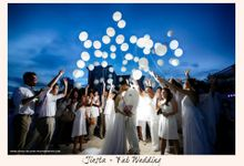 JIESTA & FAB WEDDING by Aying Salupan Designs & Photography