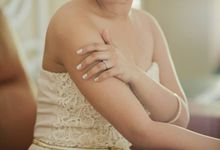 Mark & Kristel Wedding by Vicel Enriquez Artistry
