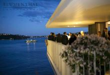 Weddings with a view by Sergeants' Mess