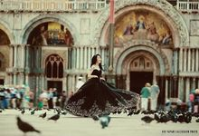 LE COUTURE PREWEDDING GOWN by Le Couture