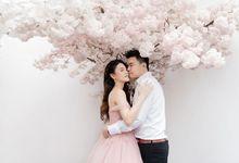 Prewedding of Agus & Cindy by Lala Makeup Artist