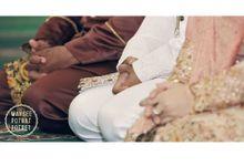 Putri dan Icad Wedding by Maysee Potrat Potret