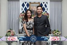 Wedding Of Rima & Rizky by Vivre Pictures