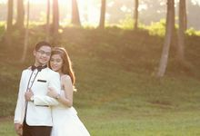 Adventist University of the Philippines Wedding - Maped and Melissa by Lights and Flair Wedding Photography