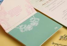 Marina & Riduan Wedding Invitation by Hiraloka