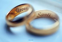 Steven & Santi The Wedding by Reemark Photographica