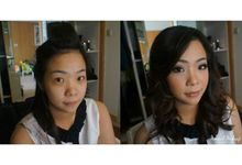 Before - After Makeup by Moisel Makeup