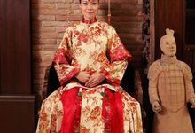 Beaute Diary  - Chinese Wedding by Jen Makeup Cubical