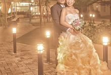 The Anacan and Isleta Wedding by THE LESTHA1 CONCEPT