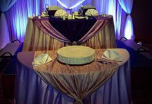 Specialty Table Designs by Bella Amour Events Hawaii