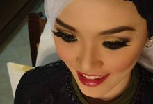 makeup by Indri by Indri MakeUp Artist