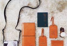 Luggage Tag by Le'kado