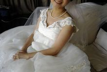 wedding by LALA  MAKEUP&HAIRDO