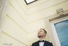 Nora & Gentian Wedding by Norik Uka Photography