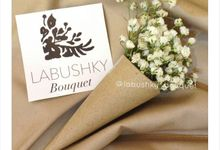 Flower Cone by LABUSHKY Bouquet