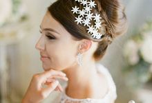 Regal Bridal Crowns and Tiaras and Headpieces by Eden Luxe Bridal