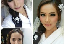 WEDDING MAKEUP by Jeanny Lau Make Up